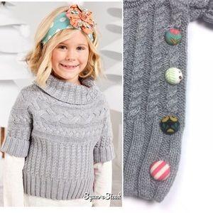 EUC Matilda Jane Flaxen Reese Sweater